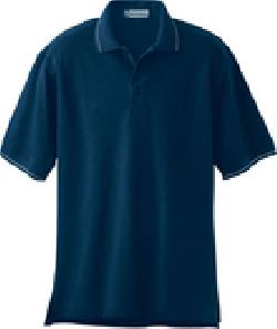 Ash City Edry 85027 - Men's Edry Ariel Cord Tipped Polo