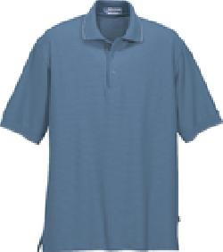 Ash City Edry 85045 - Men's Mini Ottoman Polo