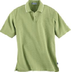 Ash City Edry 85067 - Men's Edry Needle Out Interlovk Polo