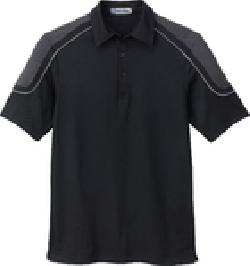 Ash City Edry 85103 - Men's Edry Color-Block Polo