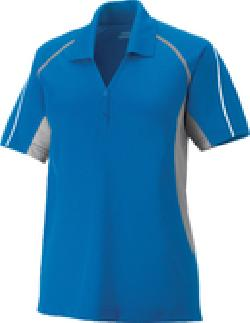 Ash City Eperformance 75110 - Parallel Ladies' Snag Protection Polo With Piping