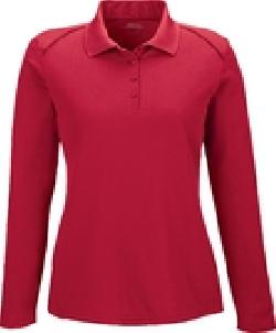 Ash City Eperformance 75111 - Armour Ladies' Eperformance Snag Protection Long Sleeve Polo