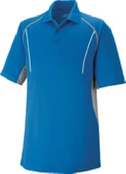 Ash City Eperformance 85110 - Parallel Men's Snag Protection Polo With Piping