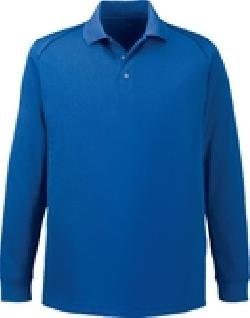 Ash City Eperformance 85111T - Armour Men's Tall Eperformance Snag Protection Long Sleeve Polo