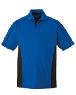 Ash City Eperformance 85113 - Fuse Polo Men's Snag Protection Plus Color-Block Polo