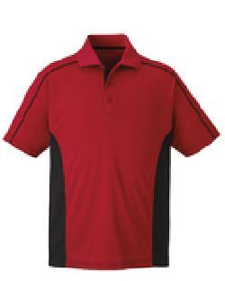 Ash City Mens/Plus Color-Block Polo Shirt