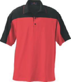 Ash City Jersey 225478 - Men's Jersey Color Block Polo