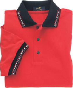 Ash City Jersey 225495 - Men's Winner Circle Jersey Polo