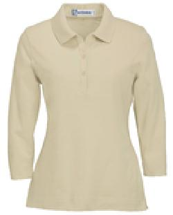 Ash City Jersey 75029 - Ladies' Three Quarter Sleeve ...