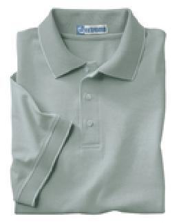 Ash City Jersey 85032 - Men's Jersey Polo With Pencil Stripe