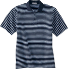 Ash City Jersey 85064 - Men's Jersey Stripe Polo