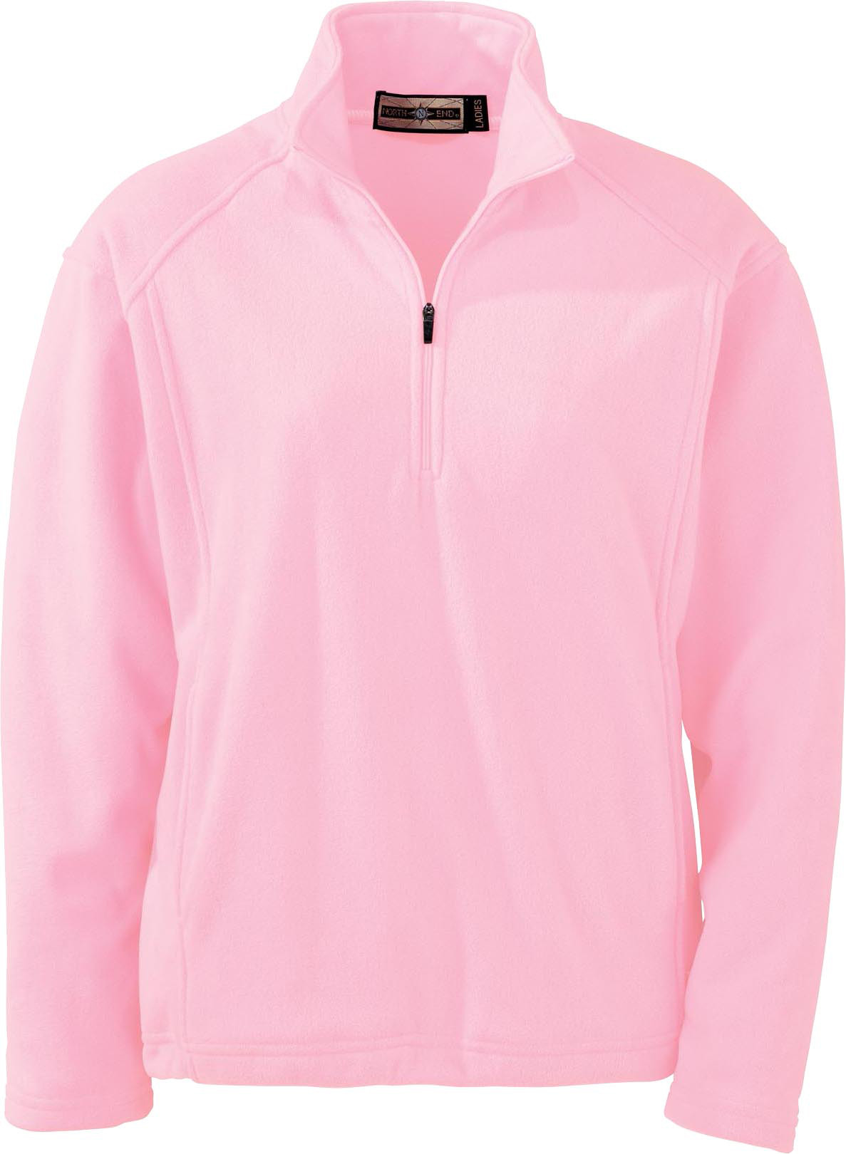 Ash City Microfleece 121403 - Ladies' Microfleece Half-...