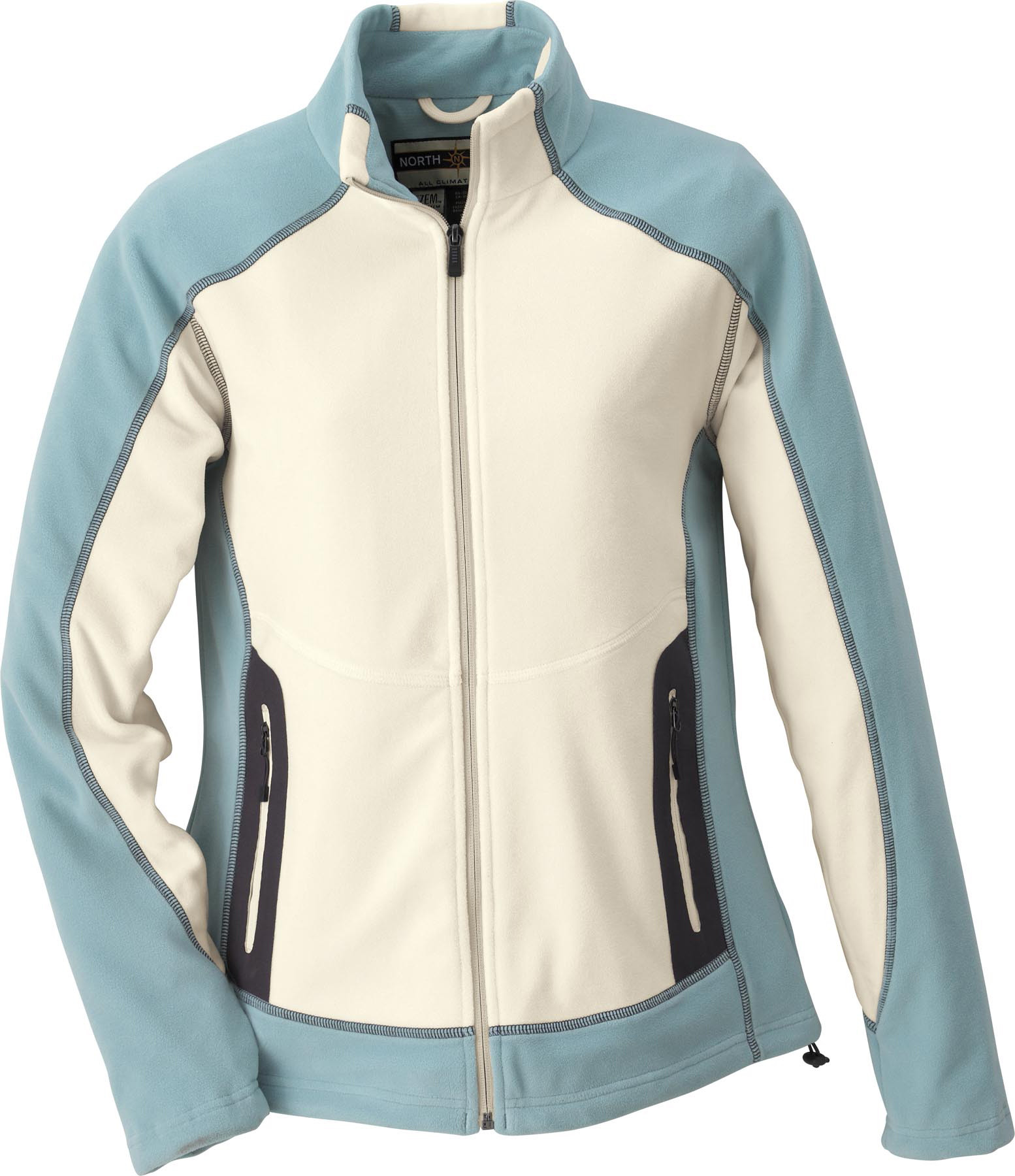 Ash City Microfleece 78056 - Ladies' Jacket With Windsmarttm ...