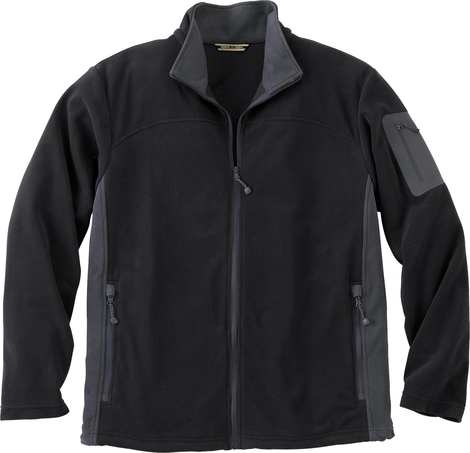 Ash City Microfleece 88123 - Men's Full-Zip Microfleece ...