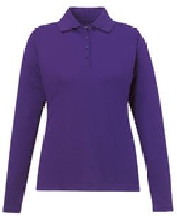 Ash City Outwear 78192 - Ladies' Performance Long Sleeve Pique Polos