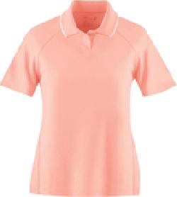 Ash City Performance 75043 - Ladies' Performance Raglan Sleeve Polo