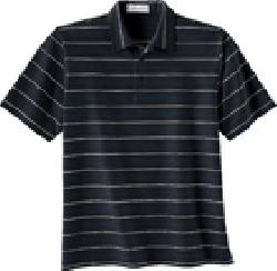 Ash City Performance 85066 - Men's Poly Spandex Yarn-Dyed Striped Polo