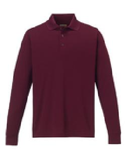 Ash City Performance 88192 - Pinnacle Outwear Men's Performance Long Sleeve Pique Polo