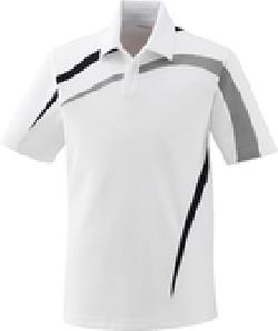 Ash City Performance 88645 - Impact Men's Performance Polyester Pique Color-Block Polo