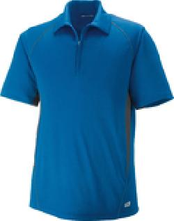 Ash City Performance 88657 - Serac Men's UTK cool.logik ...