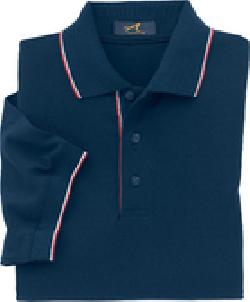 Ash City Pique 225498 - Men's National Polo