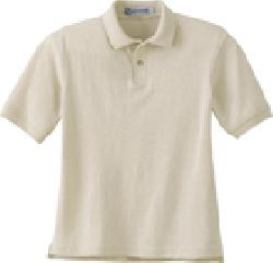 Ash City Pique 65001 - Youth 60/40 Cotton Poly Pique ...