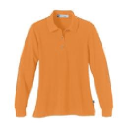 Ash City Pique 75042 - Ladies' Long Sleeve Extreme Pique ...