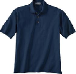 Ash City Pique 85014 - Men's One Hundred Percent Cotton ...