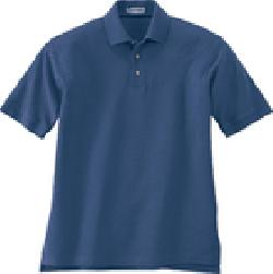 Ash City Pique 85015 - Men's Extreme Cotton Blend Pique ...