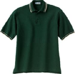Ash City Pique 85033 - Men's Pique Polo With Textured Stripe Trim