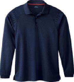 Ash City Pique 85099 - Men's Long Sleeve Eperformance ...