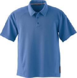 Ash City Pique 88615 - Men's Polyester Pique Polo With Mesh
