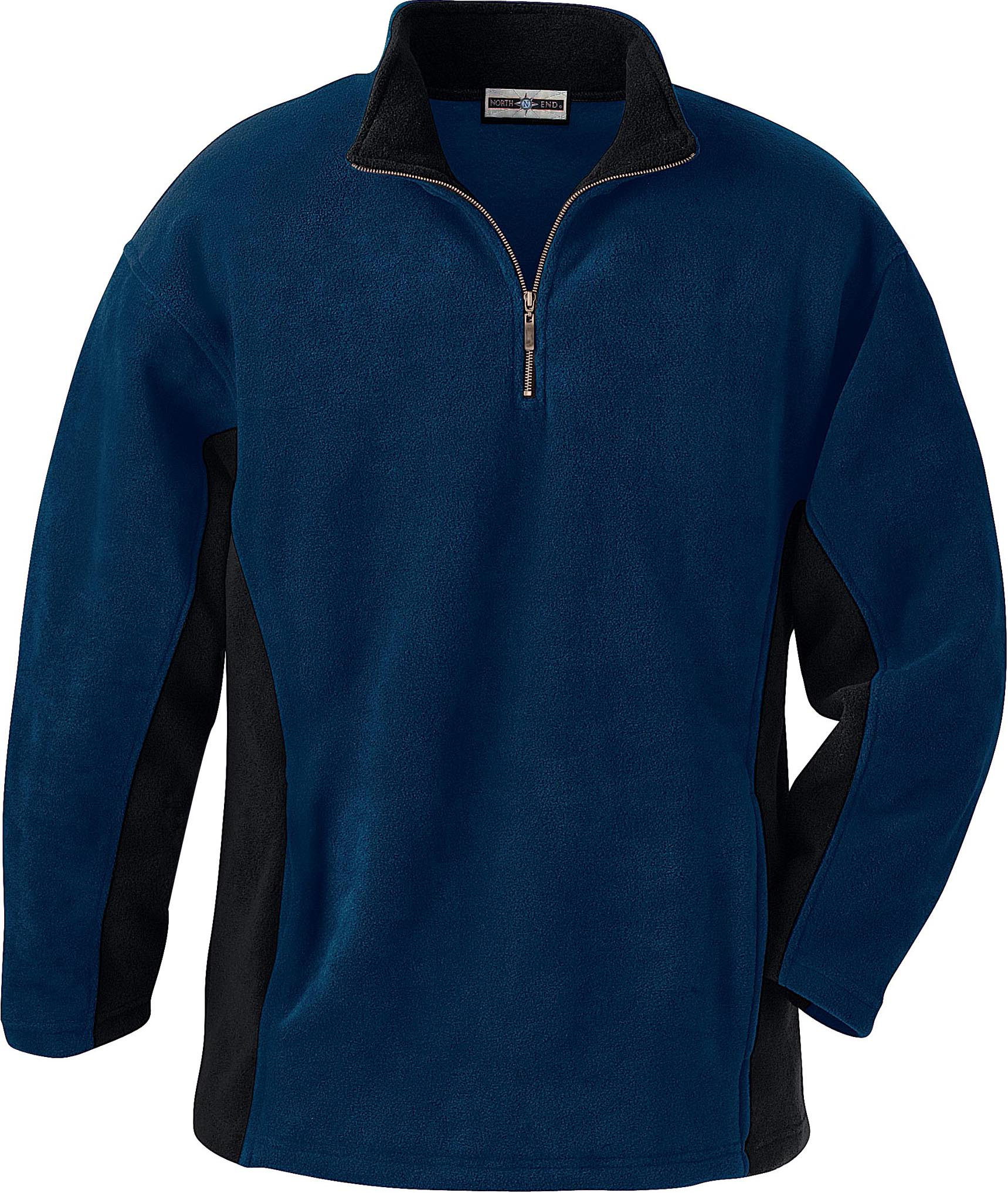 Ash City Poly Fleece 221435 - Men's Color-Block Polyester ...