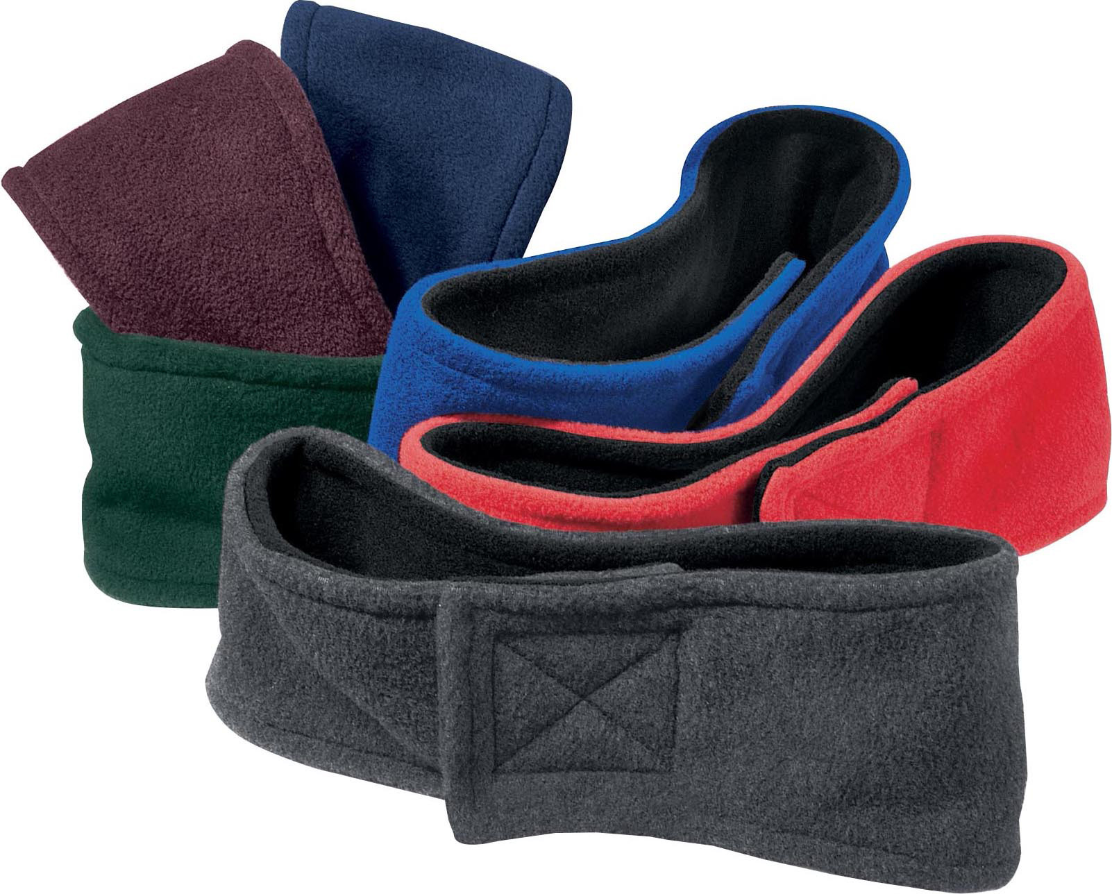 Ash City Poly Fleece 441007 - Fleece Reversible Headband