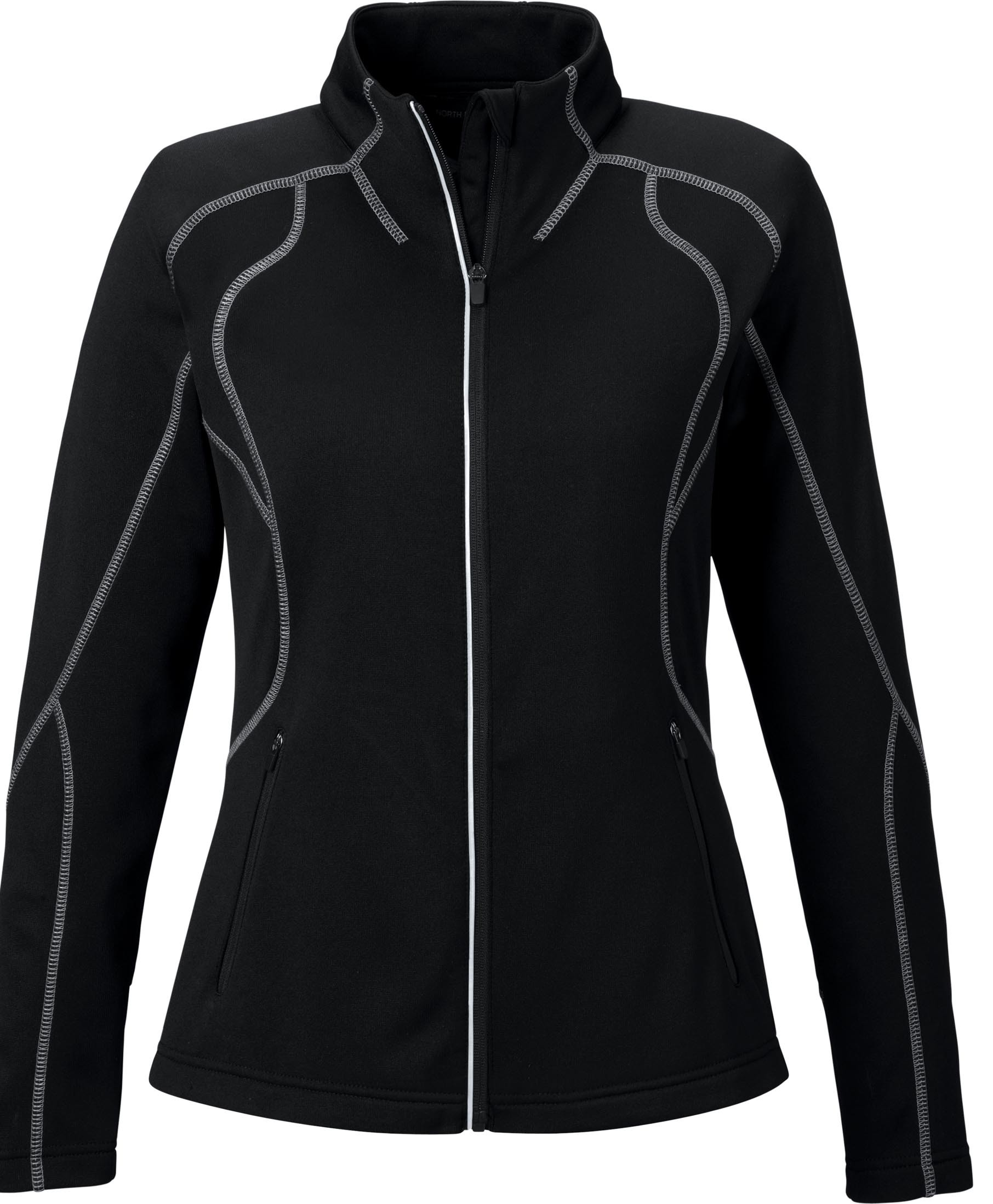 Ash City Poly Fleece 78174 - Ladies' Perforamance Formance ...