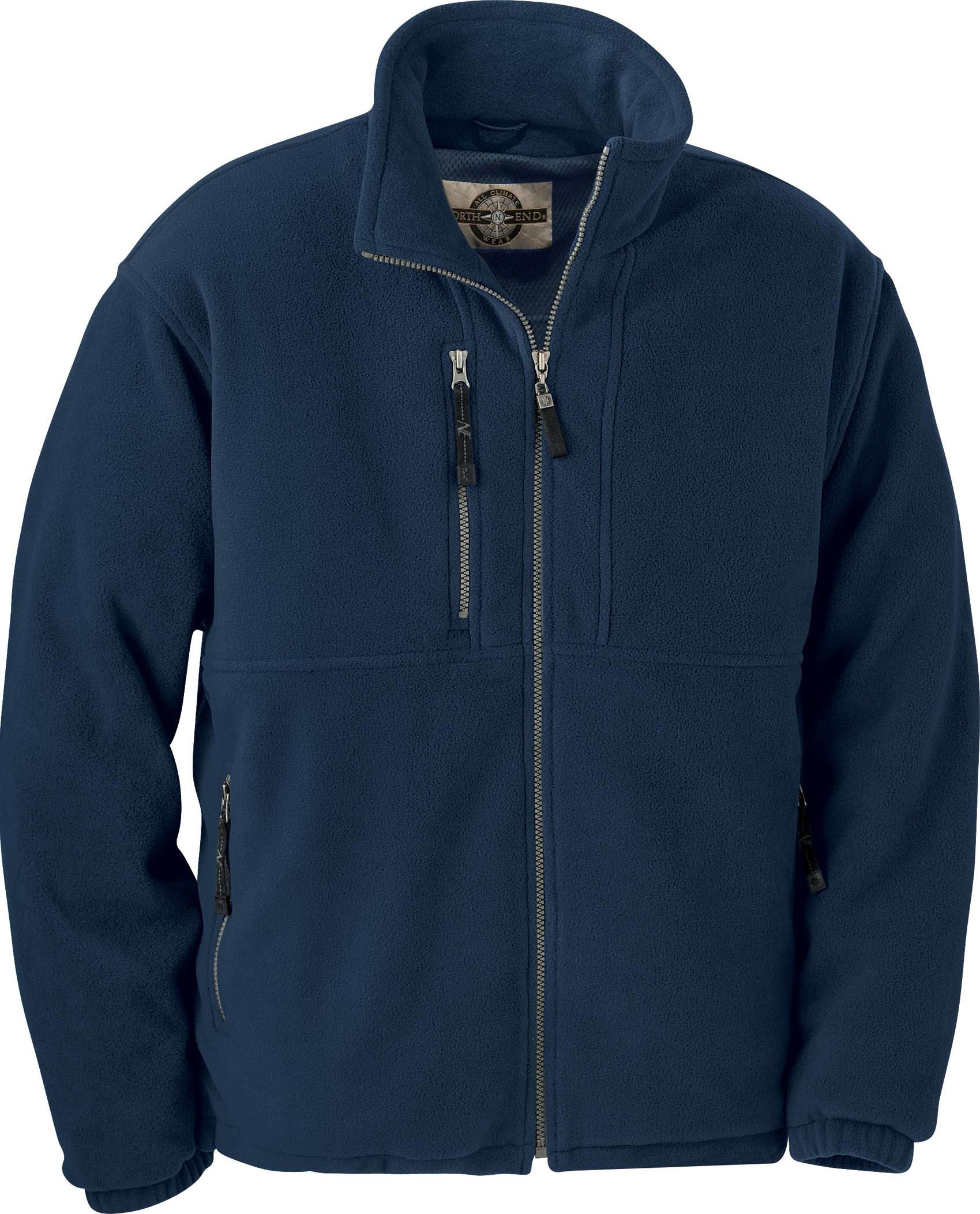 Ash City Poly Fleece 88021 - Men's Fleece Jacket