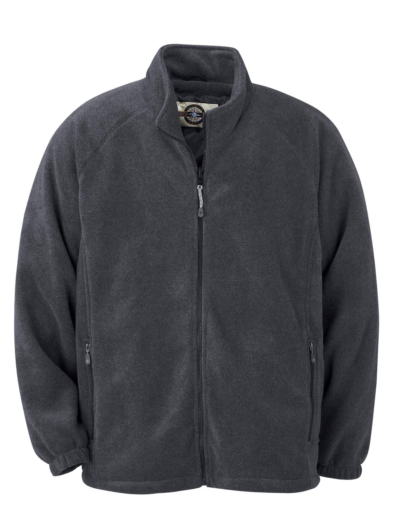 Ash City Poly Fleece 88108 - Men's Interactive Fleece Jacket