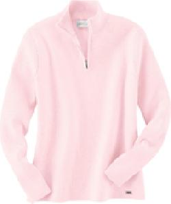 Ash City Sweaters 71001 - Ladies' Half-Zip Mock Neck Sweater