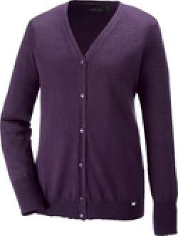 Ash City Sweaters 71004 - Dollis Ladies' Soft Touch Cardigan