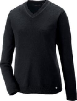 Ash City Sweaters 71010 - Merton Ladies' Soft Touch V-Neck Sweater
