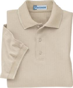 Ash City Textured 85021 - Men's Ladder Stitch Polo