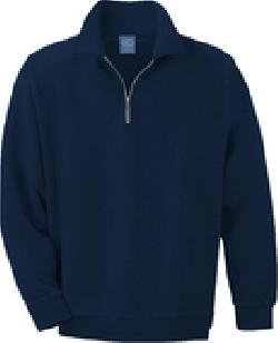 Ash City Vintage 221212 - Men's Vintage Half-Zip Polo