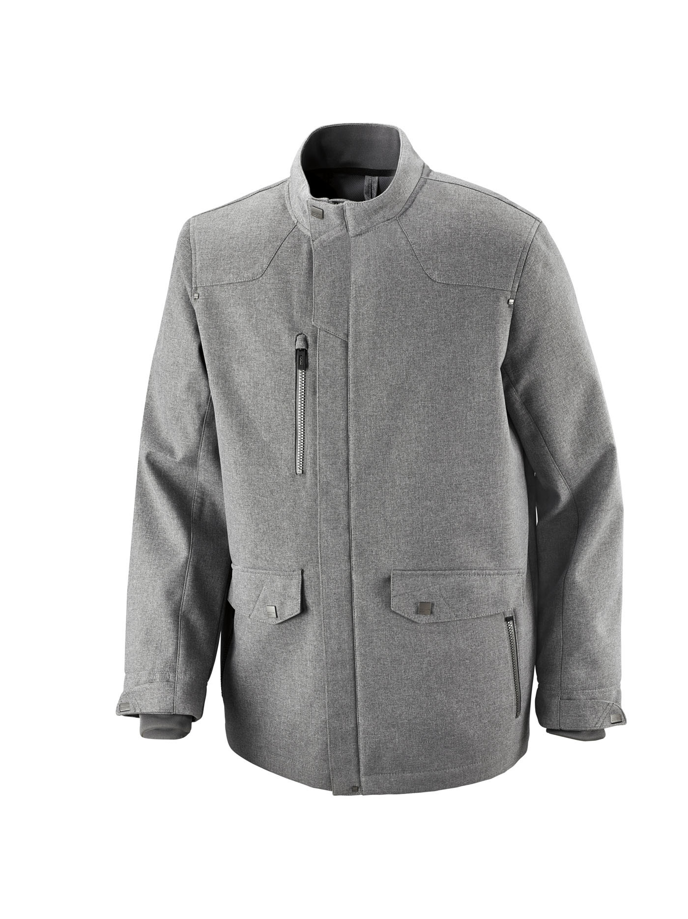 Ash City Light Bonded Jackets 88672 - Uptown Men's 3-Layer Light Bonded City Textured Soft Shell Jacket