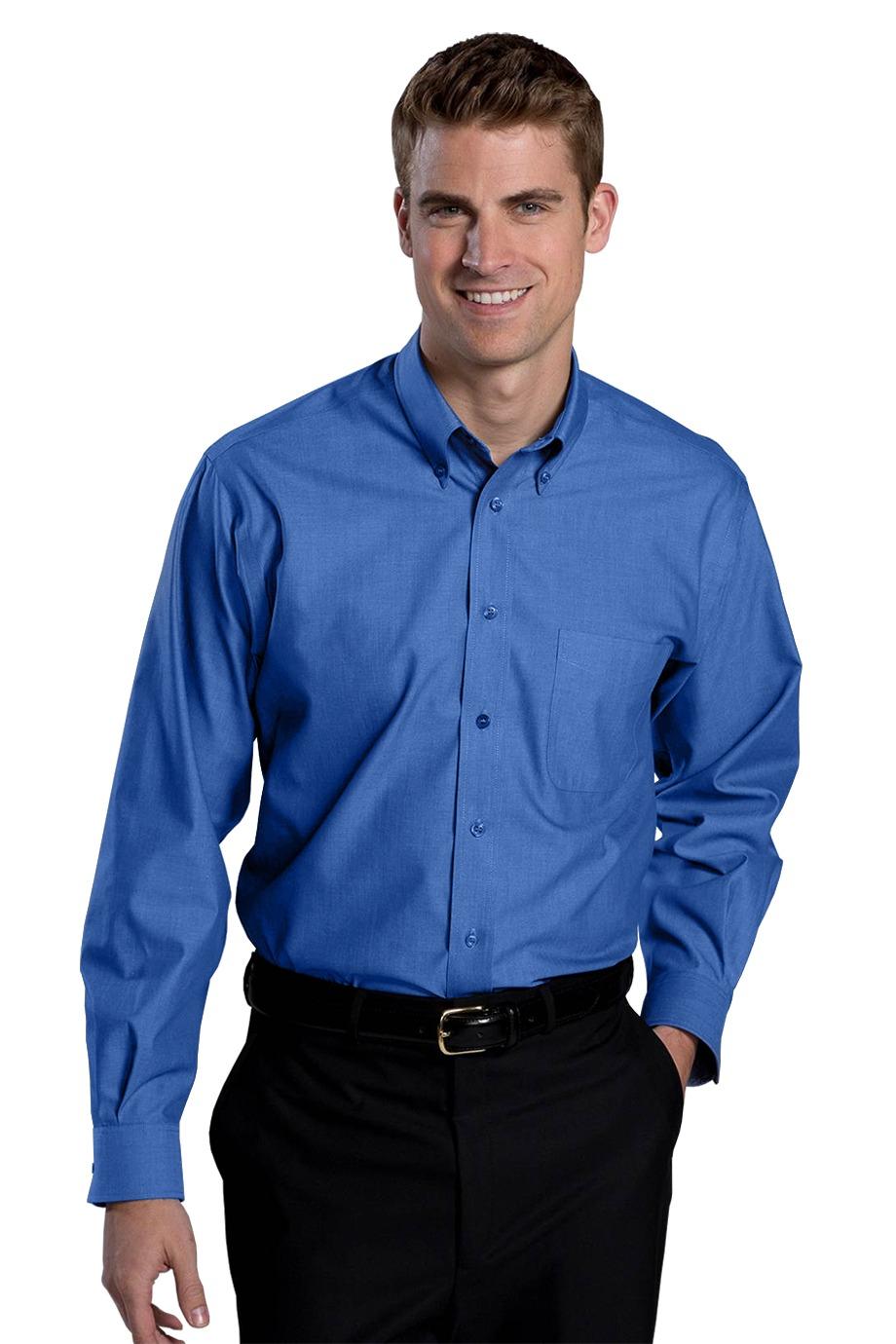 Mens button down dress shirts south park t shirts for Men s no iron dress shirts