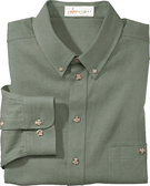 Ash City Cotton 87003 - Men's Diamond Dobby Button-Down ...