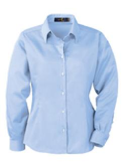 Ash City Easy care 77009 - Ladies' Long Sleeve Twill Shirt