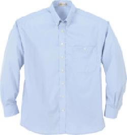 Ash City Easy care 87002 - Men's Wrinkle Resistant Poplin ...