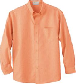 Ash City Easy care 87022 - Men's Wrinkle-Resistant Yarn-...