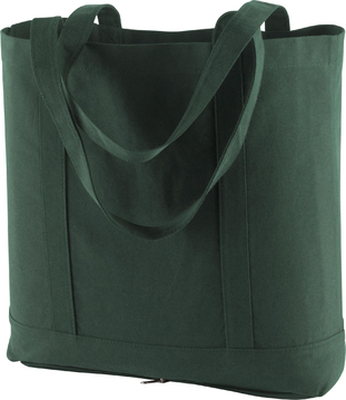 Ash City Lifestyle e.c.o Bags 44016 - Organic Washed Tote Bag