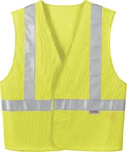 Ash City Lifestyle Vests 88706 - Vertical Stripe Safety ...